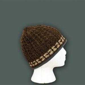 The Tuckerman Hat Made from Alpaca Fur