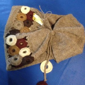 Alpaca Hat Converts to Scarf