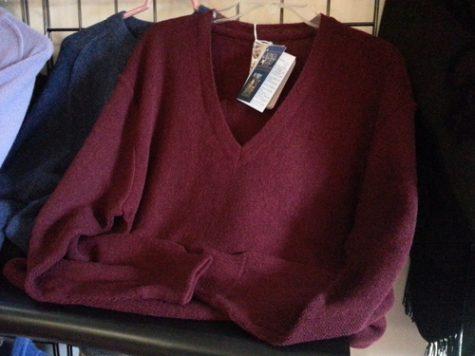 Sweater – Men's V-Neck Golf Pullover