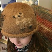 Handmade Alpaca Hat for Sale in PA