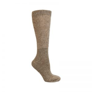 Gentle Touch Alpaca Socks: Made in the USA
